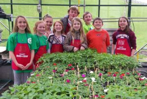 Lived Experience of Children in the Garden